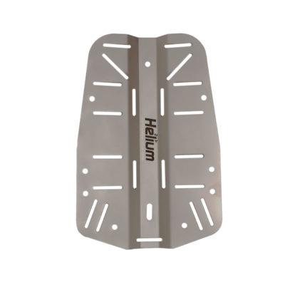 Titanium Scuba Backplate